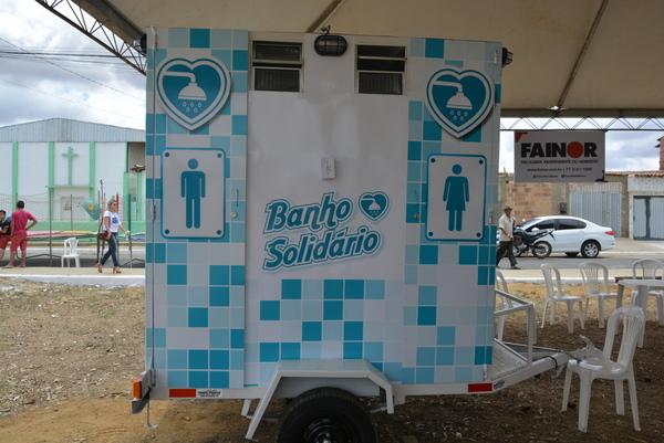 banho solidário 2