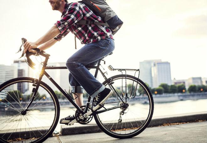 cuidados para pedalar