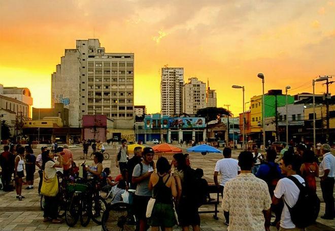 transformando o espaço público