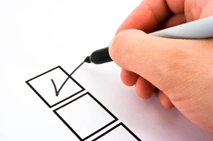plano de captação de recurso checklist