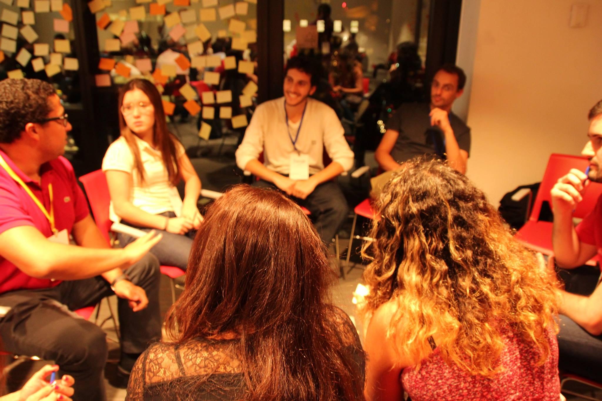 Evento global de empreendedorismo social 1