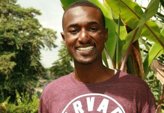 Justus Uwayesu capa