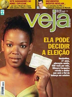 Veja Mulher Negra
