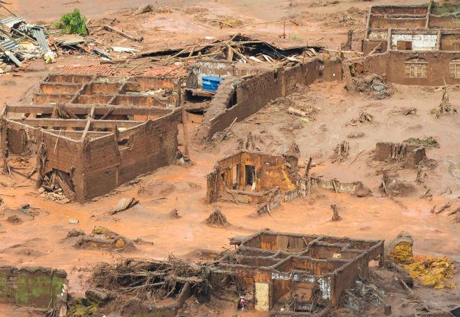 ajude a maior tragédia ambiental do Brasil