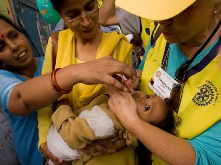 Rotary e Polio