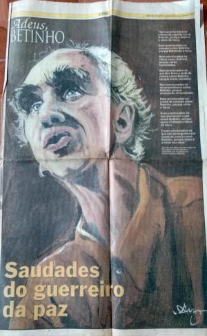 Capa da edição especial.