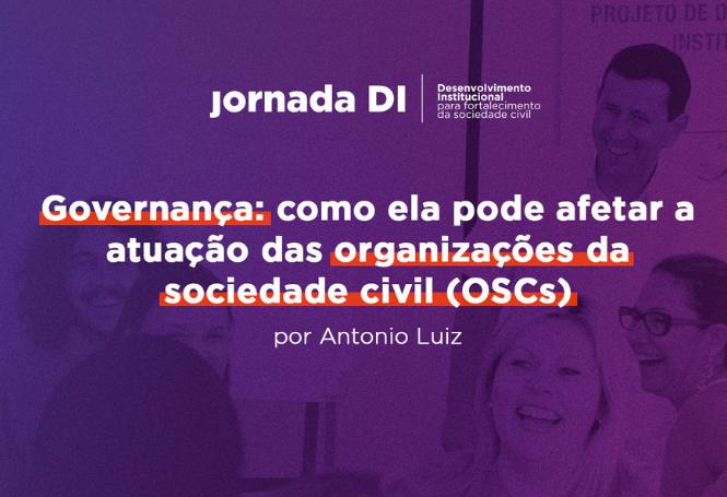 governança em OSCs
