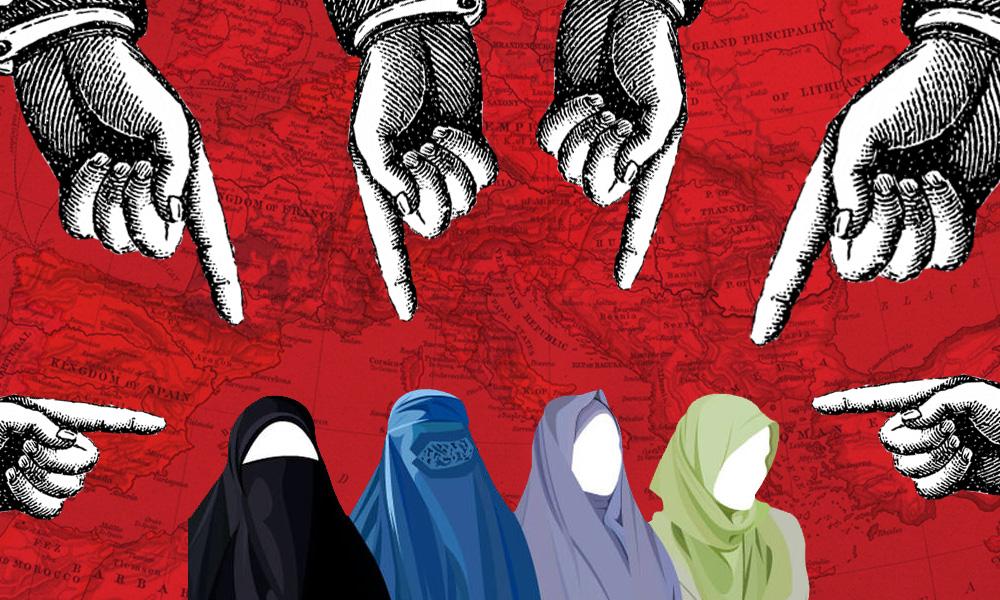 um dia como muçulmana 1