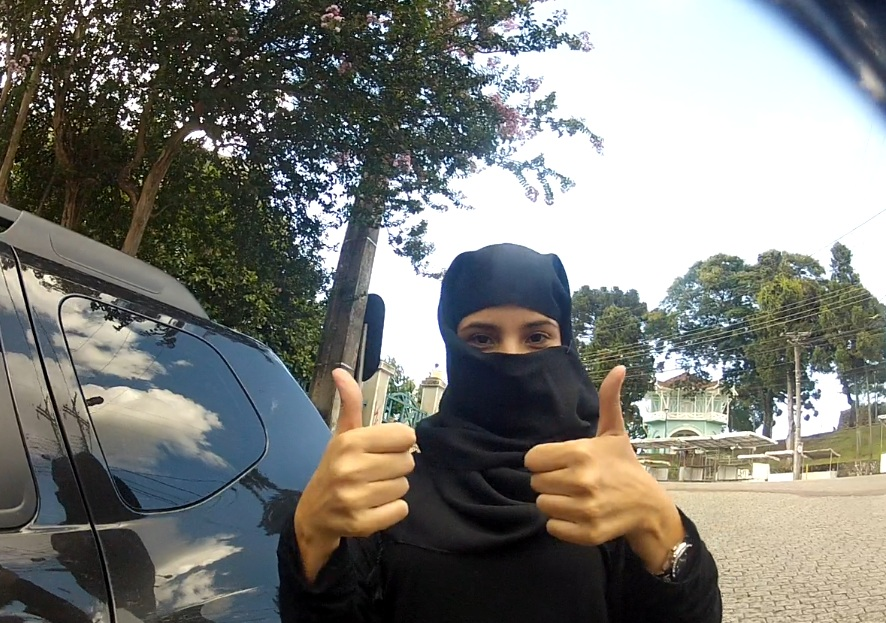 um dia como muçulmana 2
