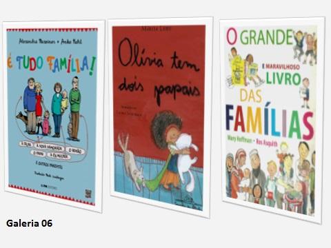 Os textos são expositivos e as narrativas ajudam as crianças a se reconheceram enquanto grupamento familiar. Incentiva o respeito e o combate às discriminações.