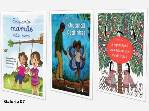 São histórias que sensibilizam as crianças para reconhecerem determinadas violações de seus direitos: negligência, trabalho infantil, abuso e abandono.