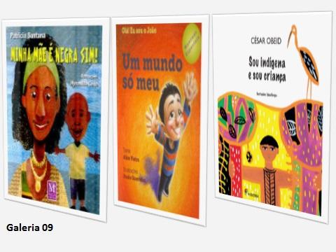 Histórias que incentivam às crianças na busca pelo direito da auto-afirmação das diferenças.