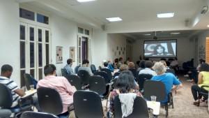 Encontro reuniu convidados e antigos parceiros de trabalho e de mobilizações para lembrar a memória de Betinho.