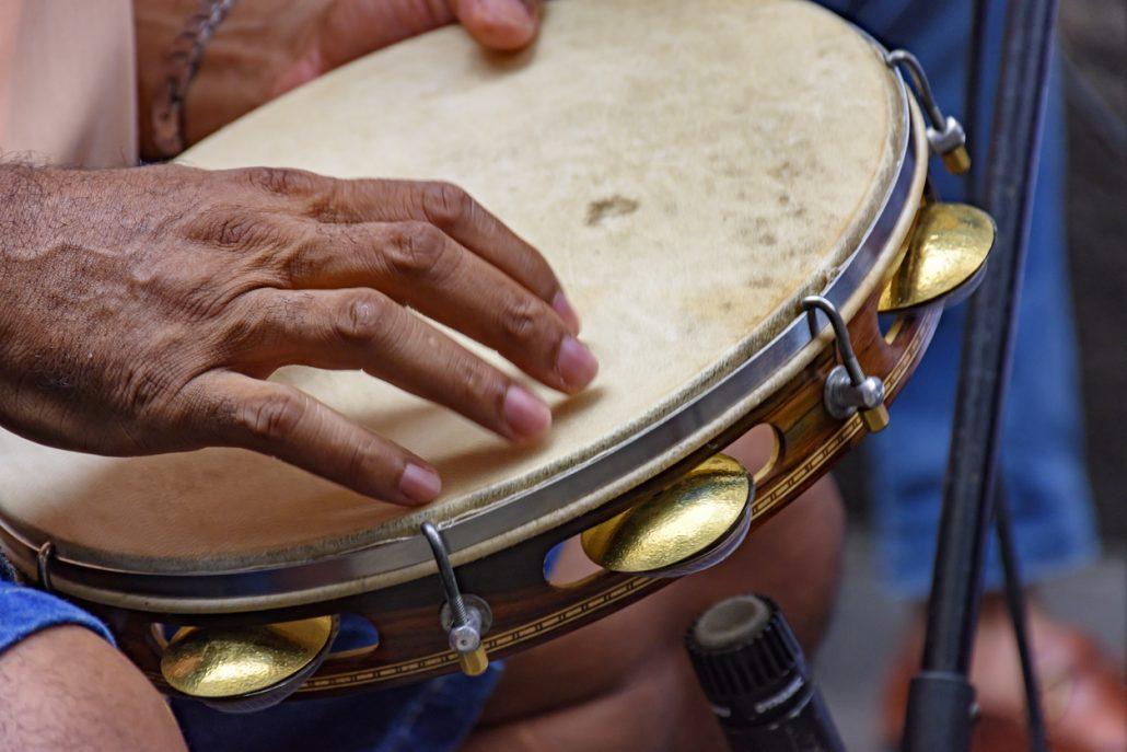 a origem do samba
