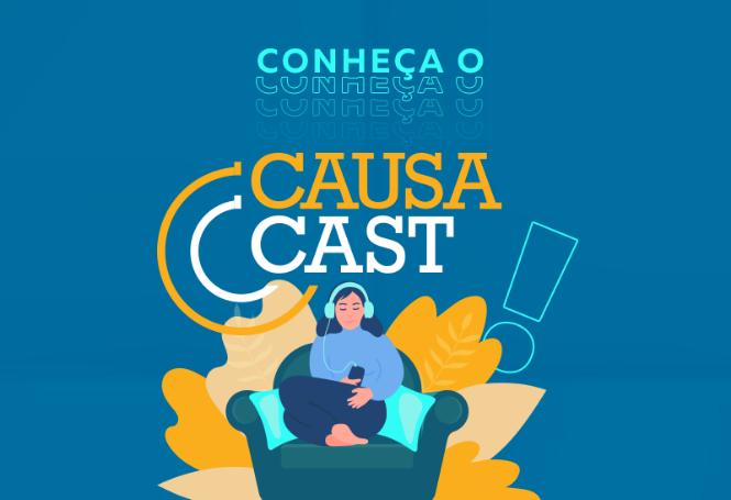 podcasts inspiradores - CausaCast