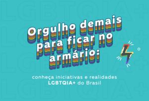 iniciativas LGBTQIA+ no Brasil