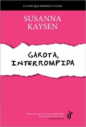Livro Garota Interrompida