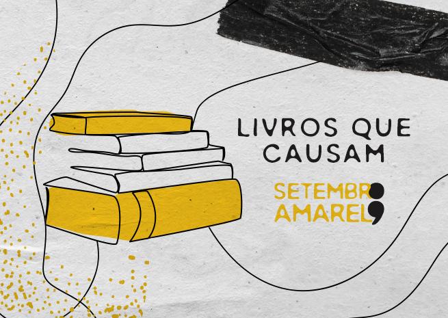 livros que causam setembro amarelo
